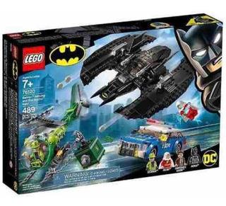 Lego 76120 Batman Batwing Y El Asalto De Enigma