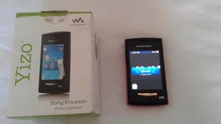 Celular Sony Ericsson W150