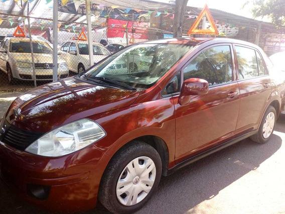 Nissan Tiida Sedan Comfort Tm 1.8