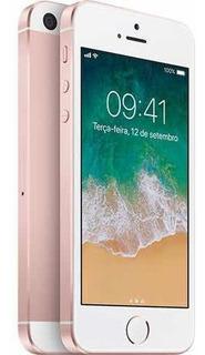 Celular iPhone Se Rose Para Peças