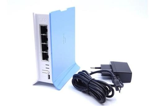 Mikrotik Routerboard Rb 941-2nd-tc L4 Hap Lite Wi-fi