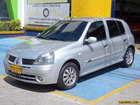 Renault Clio Dynamique 1400cc Mt Aa