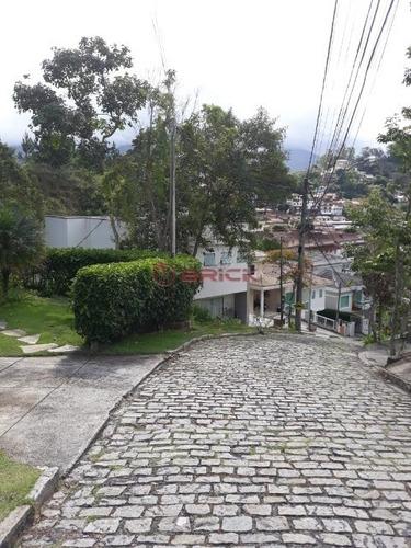 Imagem 1 de 8 de Ótimo Terreno Dentro De Condomínio Na Tijuca A 5 Minutos Da Cidade. Teresópolis/rj - Te00180 - 33472938