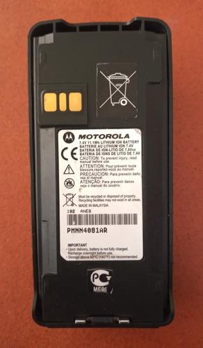 Batería Motorola Oem Pmnn4476a Pmnn4081ar 7.4v (walkie Talki