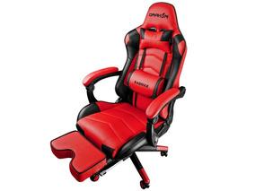 Cadeira Gamer Raidmax Drakon Vermelho/preto Dk-709rd