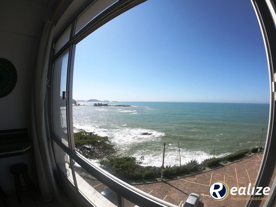 Apartamento Totalmente Reformado Com Vista Para Panorâmica Para O Mar No Centro De Guarapari - Ap00366 - 34292338