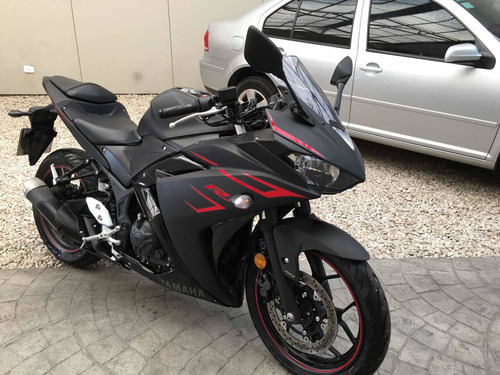 Yamaha R3 Yzf