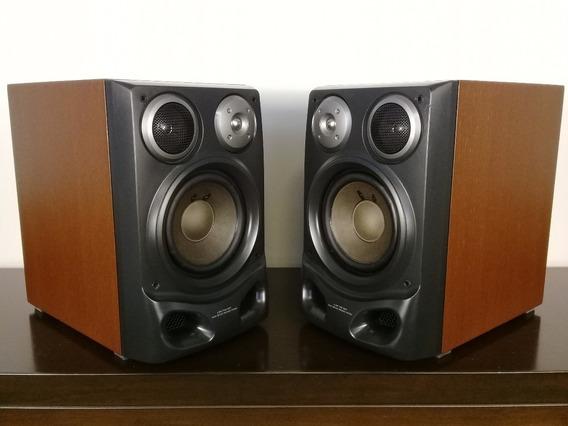 Caixas Acústicas Aiwa Sx-n999yl 150 Watts 6 Ohms Bookshelf