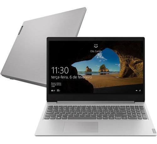 Notebook Lenovo Ideapad S145 N4000 Mem4gb Hd Ssd 240gb Win10