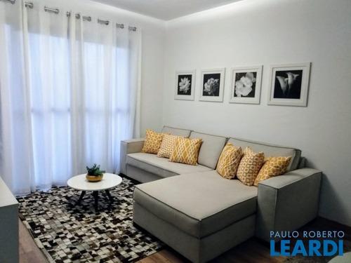 Imagem 1 de 15 de Apartamento - Panamby  - Sp - 627187