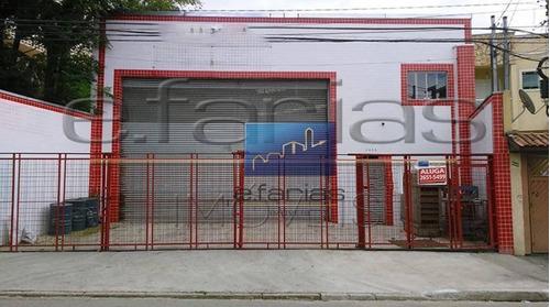 Imagem 1 de 1 de Galpão À Venda, 480 M² Por R$ 2.350.000,00 - Vila Matilde - São Paulo/sp - Ga0015