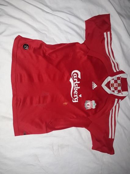 Camiseta Ca,arsenal Inglaterra 2008 Talle Xs Original !!
