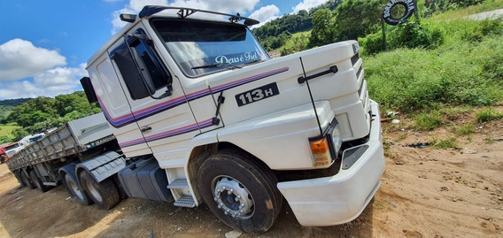 Scania 113 H 360 R 1997/1997 - Branco