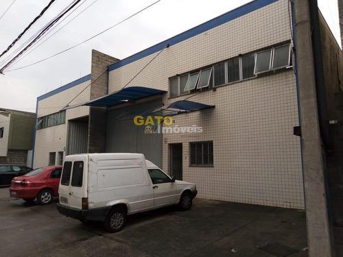 Galpão Para Locação Em Santana De Parnaíba, Jardim Do Luar (fazendinha), 2 Banheiros - 20514_1-1633705