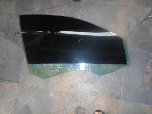 Vendo Vidrio Delantero Derecho De Renault Megame 2 Año 2006