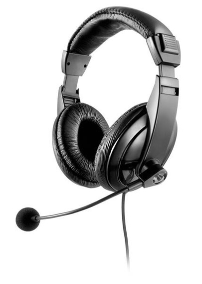 Fone De Ouvido Com Microfone Pc Gamer Headset P2 Multilaser