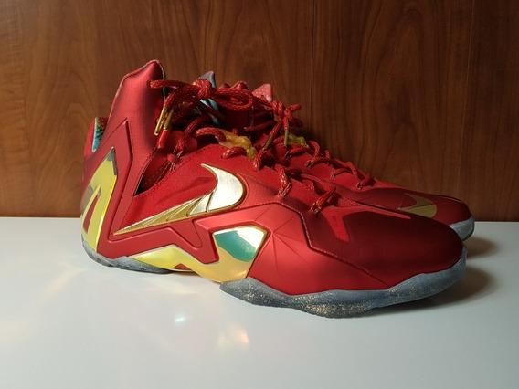 Tênis Nike Lebron 11 Elite Iron Man Tam. 46 - Usado