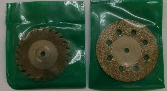 Discos De Diamante Pack 6 Piezas