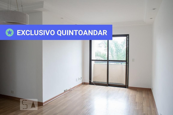 Apartamento No 1º Andar Com 2 Dormitórios E 2 Garagens - Id: 892989332 - 289332