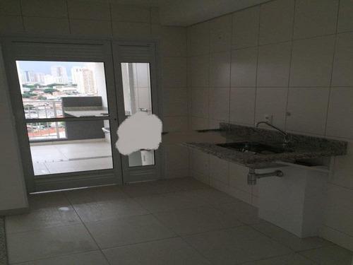 Apartamento Com 2 Dormitórios À Venda, 60 M² Por R$ 570.000,00 - Vila Regente Feijó - São Paulo/sp - Ap4697