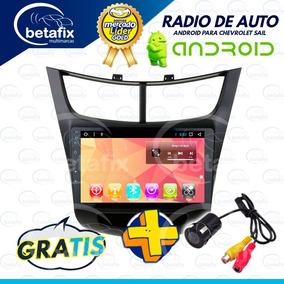 Radio Android Chevrolet Sail Wifi Usb Mirrorlink Betafix Ec