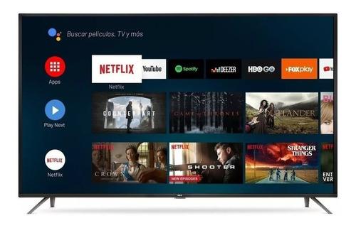 Smart Tv 4k 55 Pulgadas Televisor Led Android Rca X55andtv