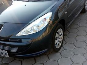 Peugeot 207 Passion 1.4 Xr Flex 4p Completo 2012 Ac Troca
