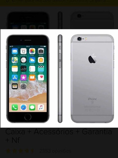 iPhone 6s 32 Gb Cinza-espacial