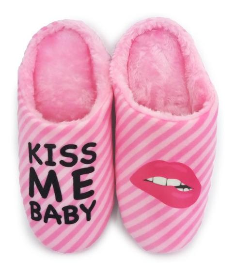 Pantuflas Mujer Acolchadas Chinelas Sweet Dreams
