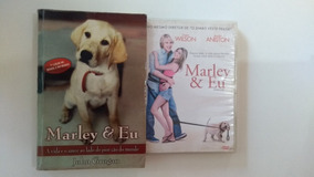 Combo - Marley E Eu ( Livro + Dvd Original)