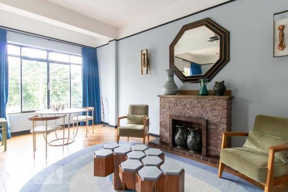 Apartamento À Venda - Jardim Paulistano, 2 Quartos, 111 - S893040634