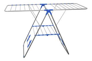 Tender Para Ropa Con Alas Aluminio Reforzado Bh Nuevo Diseño