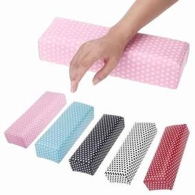 Almofada Para Manicure Apoio Das Mãos Lavavel Profissional