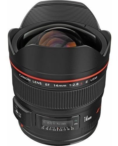 Canon Ef 14mm F/2.8l Ii Usm Lente 14 # 2045b002