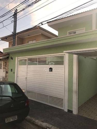 Sobrado Residencial À Venda, Jardim De Abril, São Paulo. - So0543