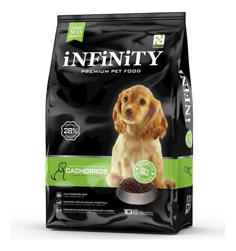 Alimento Perros Cachorros Infinity Premium 10 Kgs
