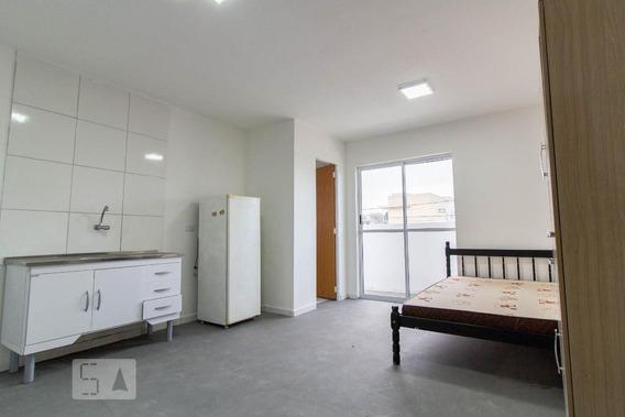 Apartamento No 1º Andar Mobiliado Com 1 Dormitório - Id: 892958579 - 258579