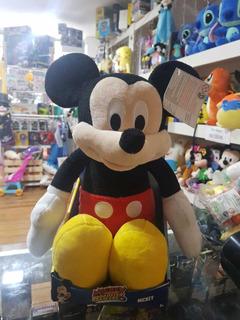 Mickey Mouse Peluche Grande 46cm Orig.