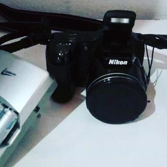 Câmera Sony Semi Profissional Sem Marcas De Uso