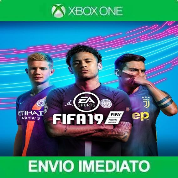 Fifa 19 Xbox One - Original - Português Br - Promoção