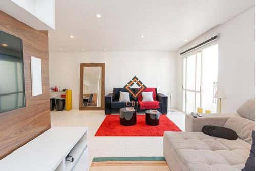 Apartamento Com 1 Dormitório À Venda, 74 M² Por R$ 820.000,00 - Vila Pompeia - São Paulo/sp - Ap35981