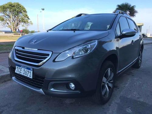 Peugeot 2008 1.6 Allure 2016