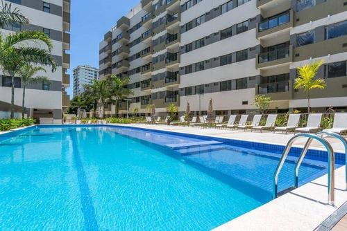 Imagem 1 de 30 de Apartamento À Venda, 58 M² Por R$ 350.000,00 - Pechincha - Rio De Janeiro/rj - Ap2225