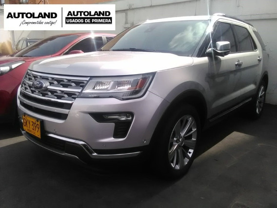 Ford Explorer Limited 2.3 2019