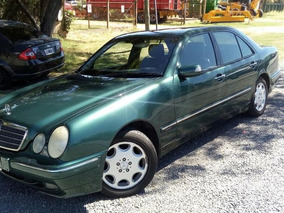 Mercedes Benz Clase E 2.6 E240 Elegance Plus At Año 2000