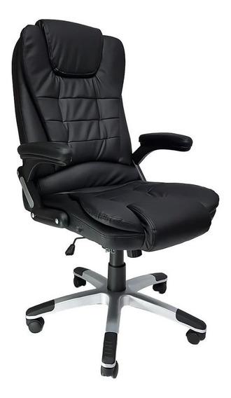 Cadeira Presidente Luxo Alta Anatômica Escritório