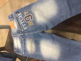 Jeans Abercrombie Talla 14 Niño
