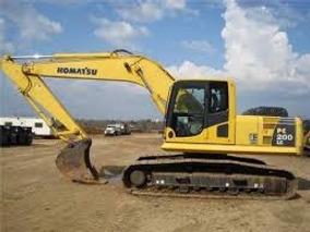 Excavadora Pc200 Lc-8 Komatsu