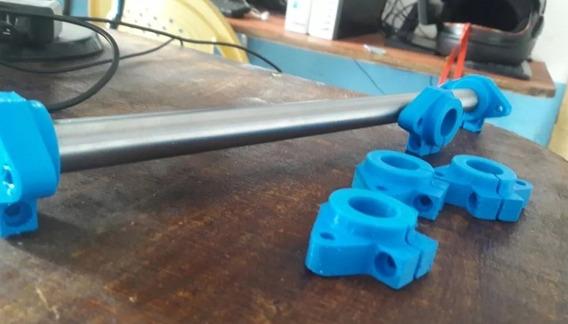 Suporte Guia Linear 16mm E 20mm (vetorfiles)