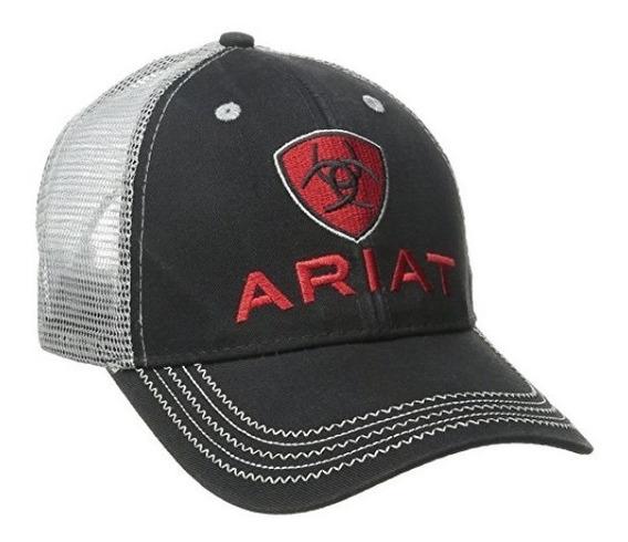 Gorra Ariat Original Ng-rojo Envío Gratis